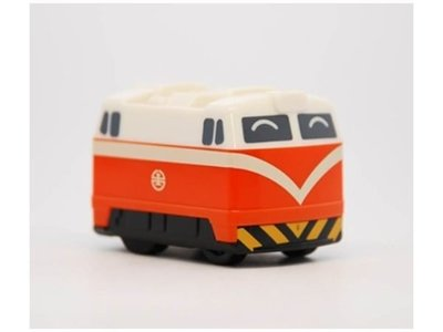 TRAIL 鐵支路 Q版迴力車 台鐵E200 QV009