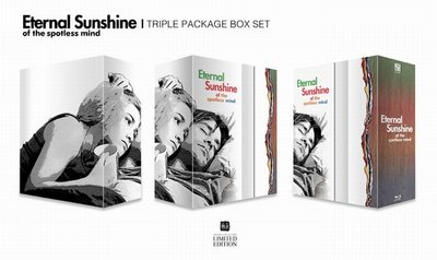 【BD藍光】王牌冤家:三合一獨家限定鐵盒版Eternal Sunshine of the Spotless Mind