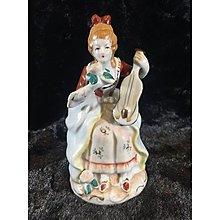 法國手繪瓷偶