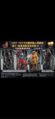 hottoys 2019 香港動漫電玩節 Hot Toys ironman spiderman stan lee