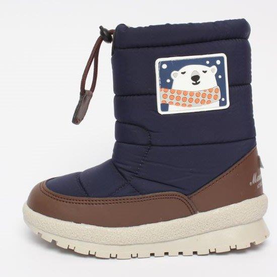 『※妳好,可愛※』 韓國童鞋 韓國童靴 小熊靴子 兒童靴子 雪靴 童靴 (2色)