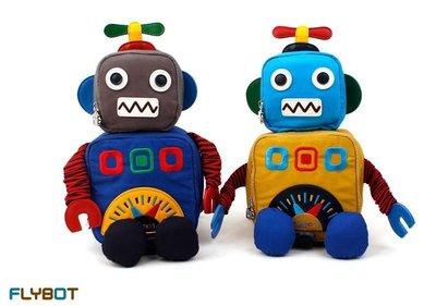 『※妳好,可愛※』韓國童鞋 原廠 winghouse走失包 機器人走失包 兒童背包防走失包