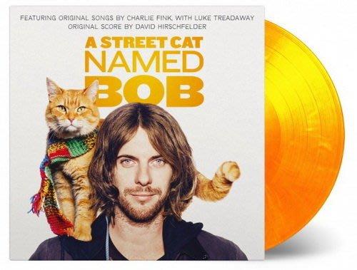 【預購】【彩膠唱片LP】遇見街貓Bob A Street Cat Named Bob---MOVATM141