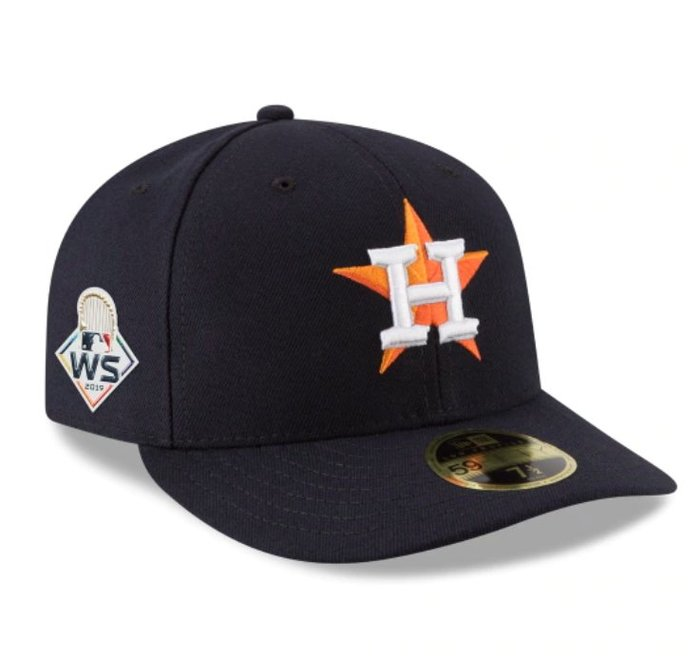 《FOS》New Era HOUSTON ASTROS 休士頓太空人 棒球帽 2019新款 世界大賽 美國職棒 大聯盟
