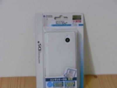 【小蕙館】電玩周邊~ NDSi 果凍套 ~ 白色
