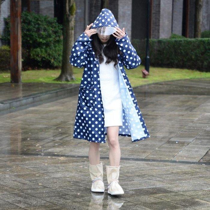 雨衣女成人徒步女式單人雨披防潑水防雨女款戶外旅游時尚環保透氣 【極有家創意生活館】