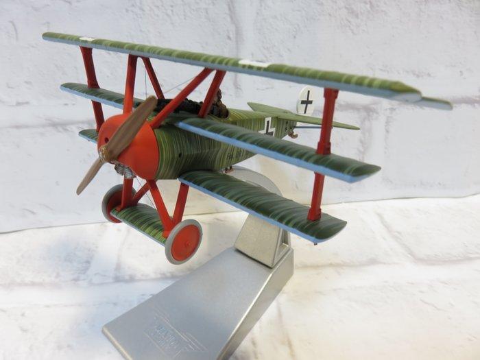 宗鑫貿易 1/48 Corgi AA38310 Fokker DR 1  一戰擊落王 紅男爵 Richthofen 座機