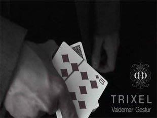 【意凡魔術小舖】Trixel(橡皮筋找牌)(2012 DD最新版橡皮筋找牌) 魔術教學