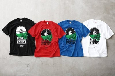 (TORRENT) SUPREME x UNDERCOVER PUBLIC ENEMY TERRORDOME TEE
