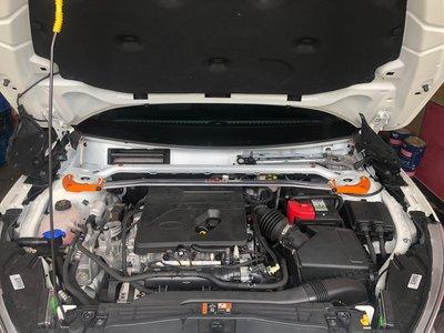 (小鳥的店)福特 2018-20 FOCUS MK4 4代 鋁合金 旗艦型 SUMMIT 引擎室平衡桿 拉桿 Ford