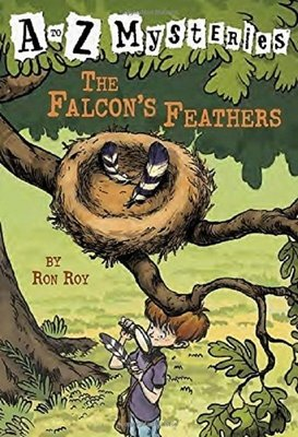 "字母之謎6:獵鷹的羽毛 英文 ""A to Z Mysteries #6: The Falcon's Feathers """