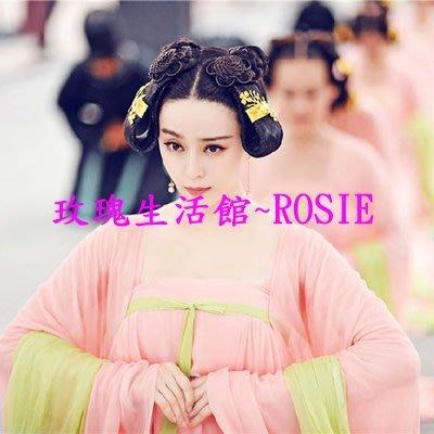 【玫瑰生活館】~ 2015范冰冰武媚娘服,武則天服~粉色款,另有黃.藍S~3XL