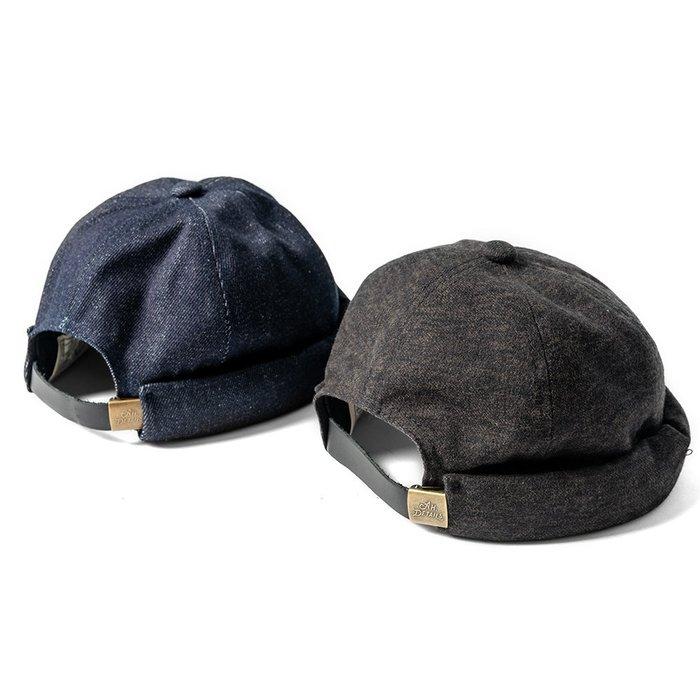 { POISON } RETRODANDY ROLL CAP 無帽簷水兵水手帽