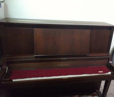 YAMAHA U30 胡桃原木鋼琴