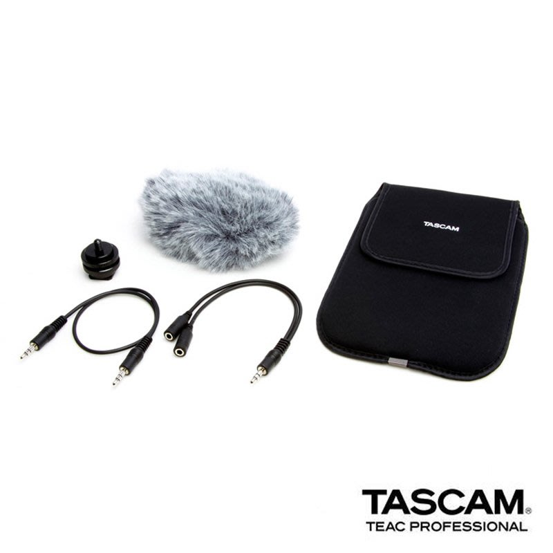 『e電匠倉』TASCAM 達斯冠 AK-DR11C DR 系列配件 (FOR DSLR) DR-100MKII 收音