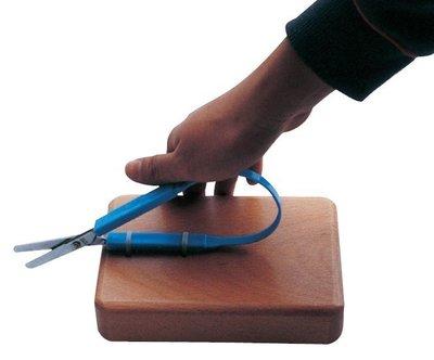 【桌上型彈性剪刀】美勞美術用品、剪刀、DIY製作、禮品、美工、安全、特殊用剪刀