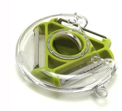 三合一旋轉削皮器  3 in 1旋轉削皮器 環保3段式剮皮刀 蔬果削皮刀