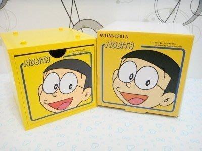 4165本通 板橋店Doraemon 哆啦A夢 大雄 積木抽屜 置物 收納盒 WDM-1501A