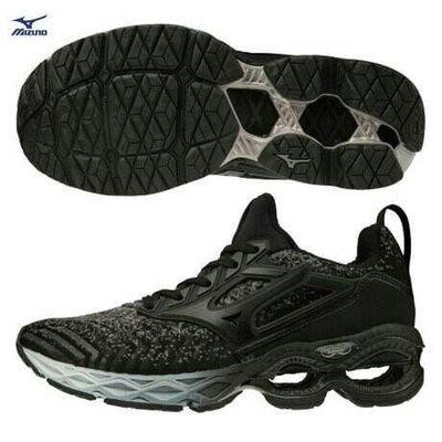 美津濃 mizuno WAVE CREATION WAVEKNIT 慢跑鞋 運動鞋 J1GD203309 23.5-25.5 $5280