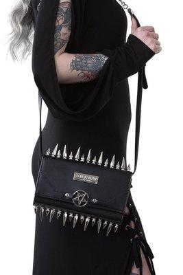 【丹】KS_She Devil Clutch Bag 惡魔 尖刺 刺刺 風格 肩背包 側背包