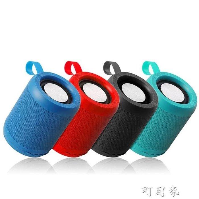 藍芽音箱音響戶外便攜插卡迷你圓柱低音炮小音響
