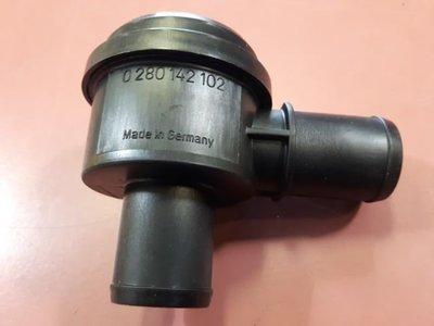 Bosch 0280142102 保時捷 PORSCHE/SAAB FUEL INJECTION CUT-OFF 節壓閥