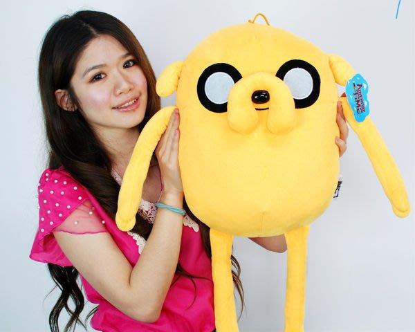 拉拉小站~Adventure Time AT 探險活寶~正版老皮玩偶~高65cm~小朋友最愛