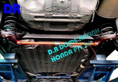 『通信販售』D.R DOME RACING Honda NEW FIT 後防傾桿 扭力桿 FIT3 GK