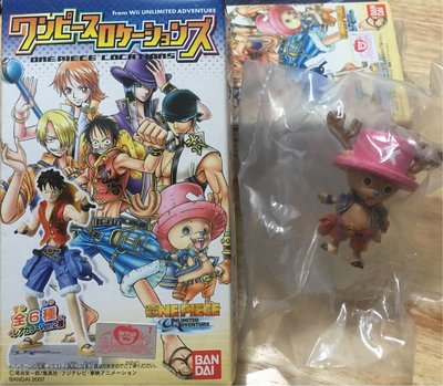 🈹️ 海賊王 ONE PIECE UNLIMITED ADVENTURE 01 CHOPPER 索柏 全新1款(WCF POP)