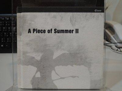 陳綺貞本夏季練習曲世界巡迴現場錄音 A Piece of Summer II 2CD+1DVD  滾石 首批精裝版絕版