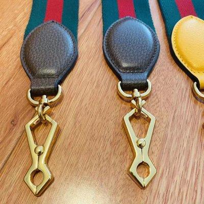 包包背帶適用gucci虎頭相機包肩帶單配寬包帶替換雙G鏈條古馳包包背帶配件