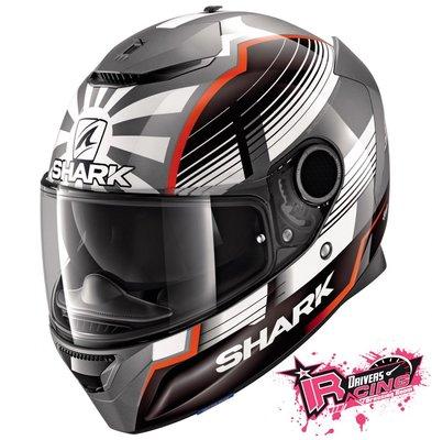 ♚賽車手的試衣間♚ Shark® Spartan 1.2 Zarco Malaysia A/W/R 碳纖維 安全帽
