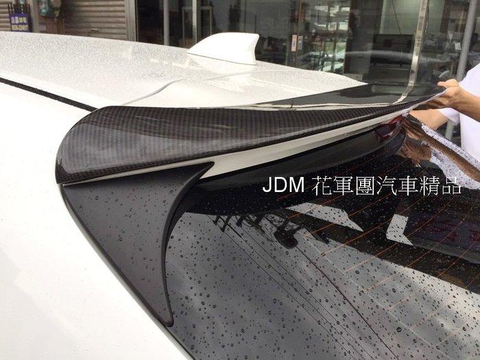 [花軍團精品] 2015 NEW MAZDA3 5門專用 正CARBON ms原廠樣式尾翼