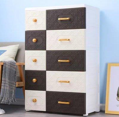 (訂貨價$508 up) 67cm寬 雙排三層櫃 | 五層櫃 | 七層櫃 高級膠櫃桶 收納箱 Plastic Drawer Cabinet(包自取運費)