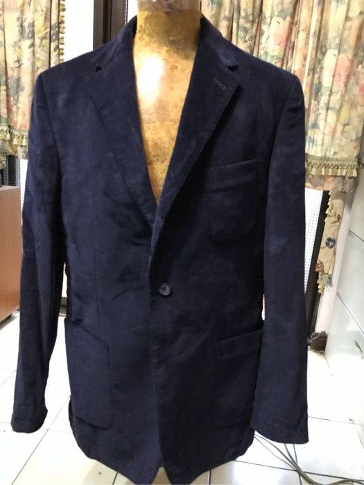Blue Harbour cotton  size XL 深藍色 絨布 新的單排 無吊牌