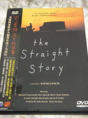 The Straight Story 史崔特先生的故事 大衛林區導(穆荷蘭大道)