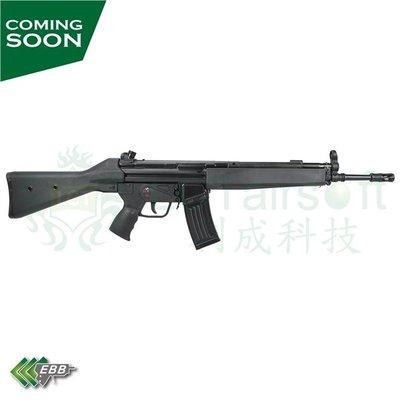 JHS((金和勝 槍店))免運費 LCT 全鋼製 HK33A2 後座力 電動槍 6545