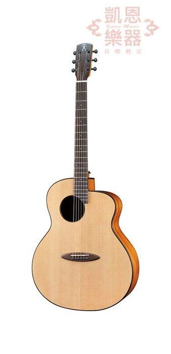 免運優惠 aNueNue L12EF 41吋 有EQ 西加雲杉木 面單 木吉他 L 12 EF