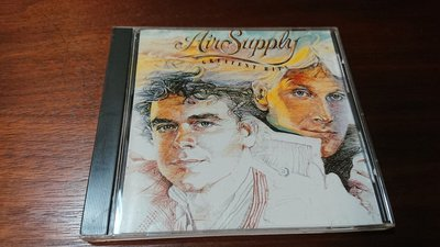 AIR SUPPLY  HITS西洋情歌搖滾天團早期精選盤專輯收錄lost in love making love out of nothing at all