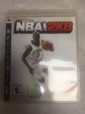 PS3 NBA2K8~NBA2K12 遊戲片