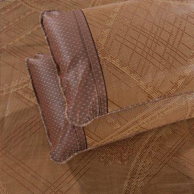 富安娜家紡圣之花夏涼三件套可折疊空調席...