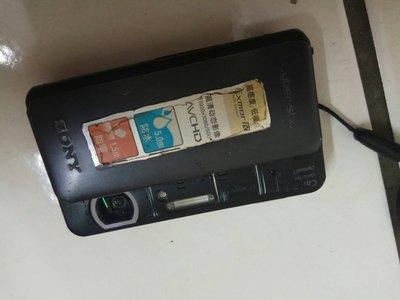 二手 SONY TX20 數位相機 防水 非TX30 TX20 D30