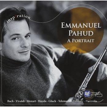 帕胡德的音樂畫像 Emmanuel Pahud: A Portrait / 帕胡德 ---5099963609226