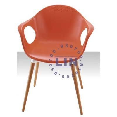 【品特優家具倉儲】◎606-05餐椅洽談椅休閒椅NC408K休閒椅