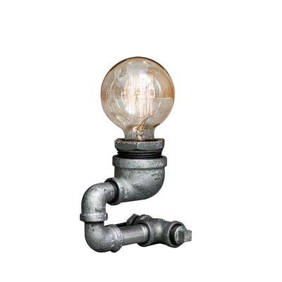 【曙muse】水管小彎管桌燈 交換禮桌燈 夜燈 佈置 質感 loft 工業風 咖啡廳 民宿 餐廳 設計 特色 原創 文創