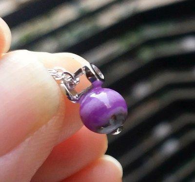 嗨,寶貝銀飾珠寶* 寶石飾品☆925純銀 保A貨 南非國寶 天然舒俱徠石寶石 鋯石 項鍊 套鍊