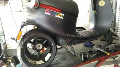單條完工價【阿齊】DURO 華豐輪胎 DM1092F 100/60-12 110/60-12 熱熔胎 GOGORO