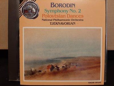 Tjeknavorian,Borodin-Sym No.2,Polovtsian Dances,Tjeknavorian指揮演繹鮑羅定第二號交響曲,韃靼舞曲等