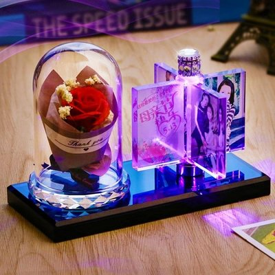 畢業季生日禮物女生 送老師閨蜜紀念品訂制韓國創意
