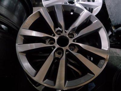 BMW F20 F22 原廠655 17吋鋁圈..全新品 E87 E82..